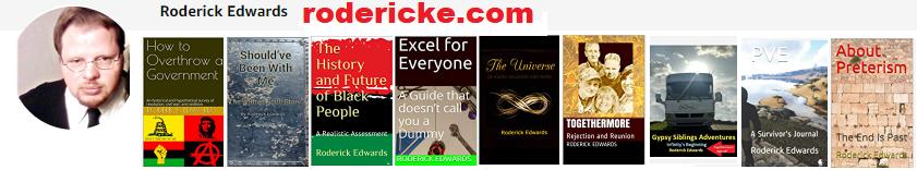 RoderickE Books