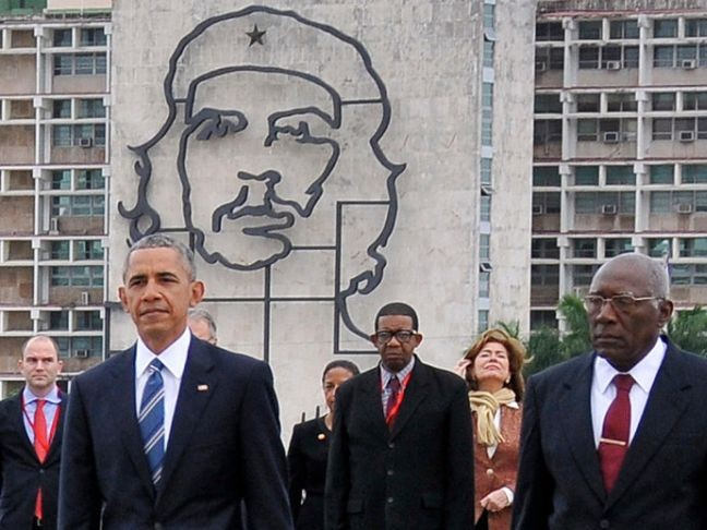 Obama Che